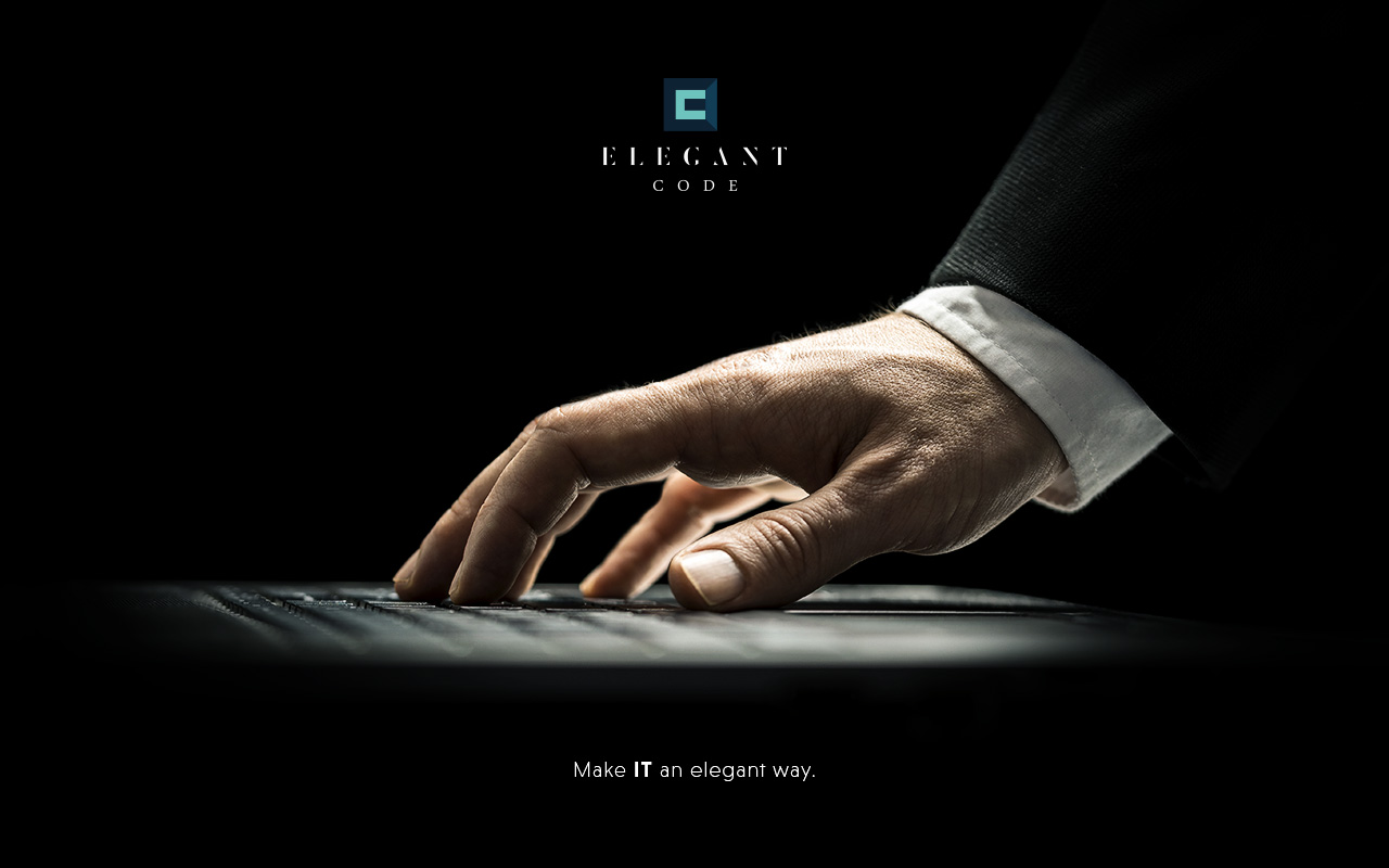 Elegant Code - MakeIT elegant way